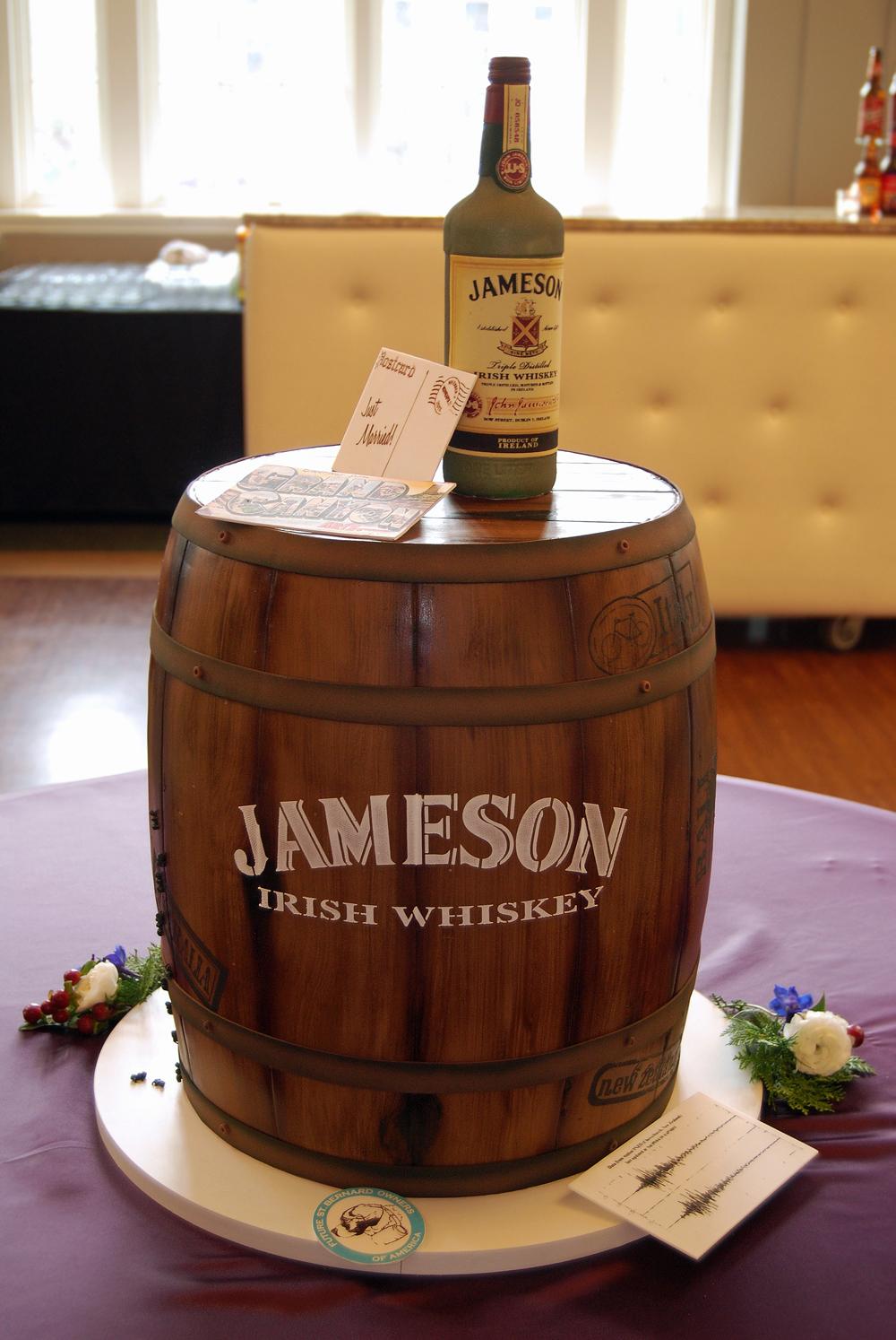 Whiskey-Grooms-CAke-2