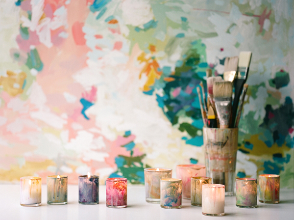 Watercolor-Painted-Votives