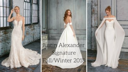 Justin Alexander Signature Fall/Winter 2018
