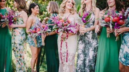10 Must-Haves For A Tropical Themed Wedding