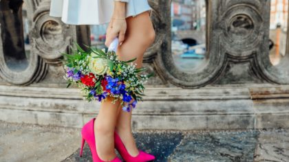 10 Blooming Bouquets Perfect For A Summer Bash