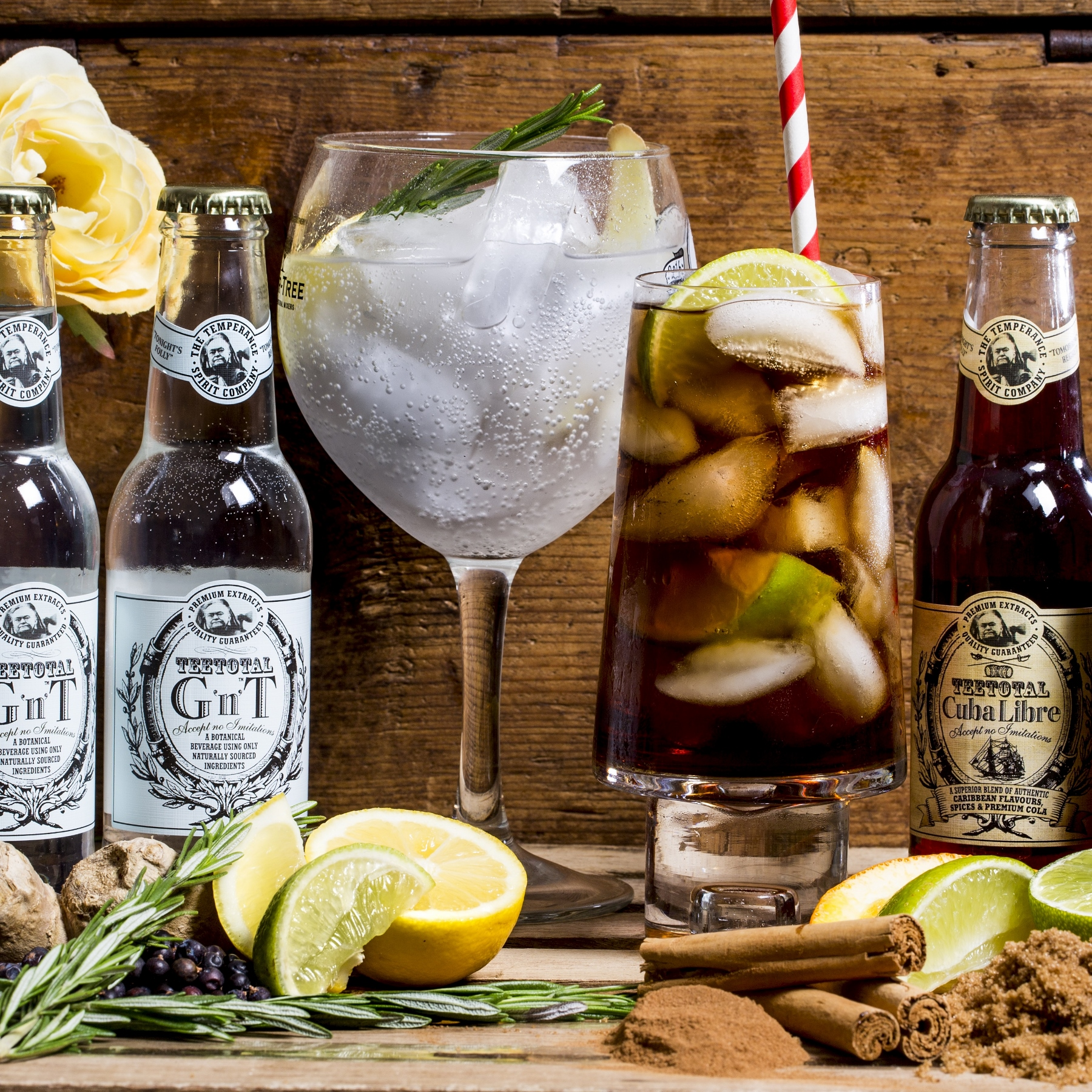 Non-Alcoholic Drinks That Will Please All Tastes