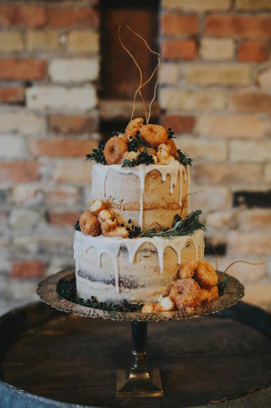 Moody Whiskey Bar Wedding Inspiration - photo by Summer Taylor Photography http://ruffledblog.com/moody-whiskey-bar-wedding-inspiration