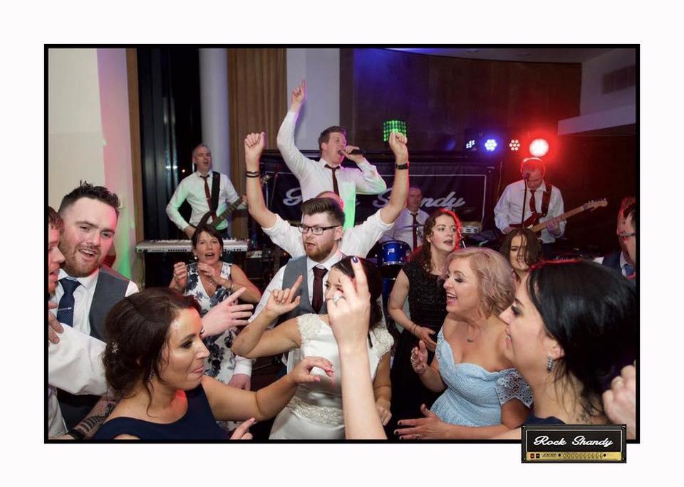 Rock Shandy Wedding Dates 1