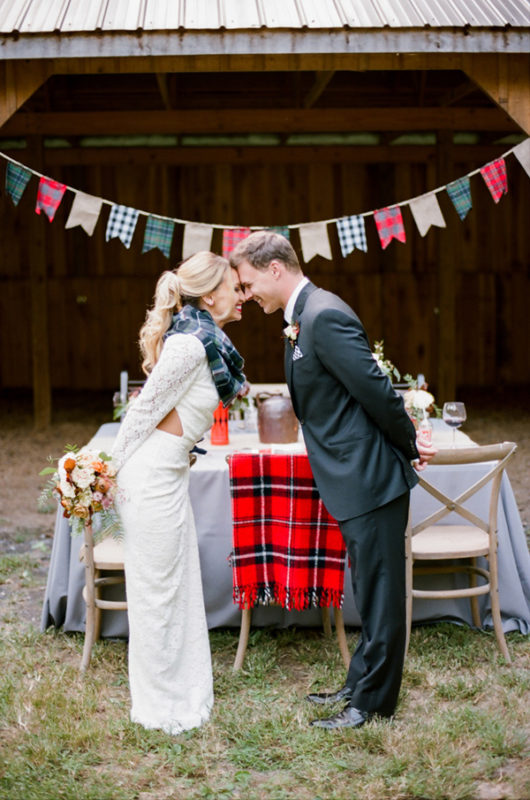 Ruffled - photo by http://jennahenderson.com/ - http://ruffledblog.com/campfire-wedding-inspiration/