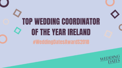 WeddingDates Award 2018: Top Wedding Coordinator Of The Year