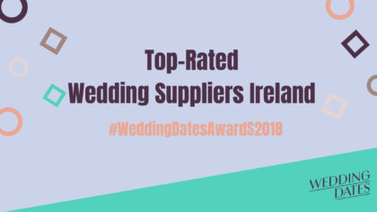WeddingDates Awards 2018: Top Rated Wedding Supplier Winners
