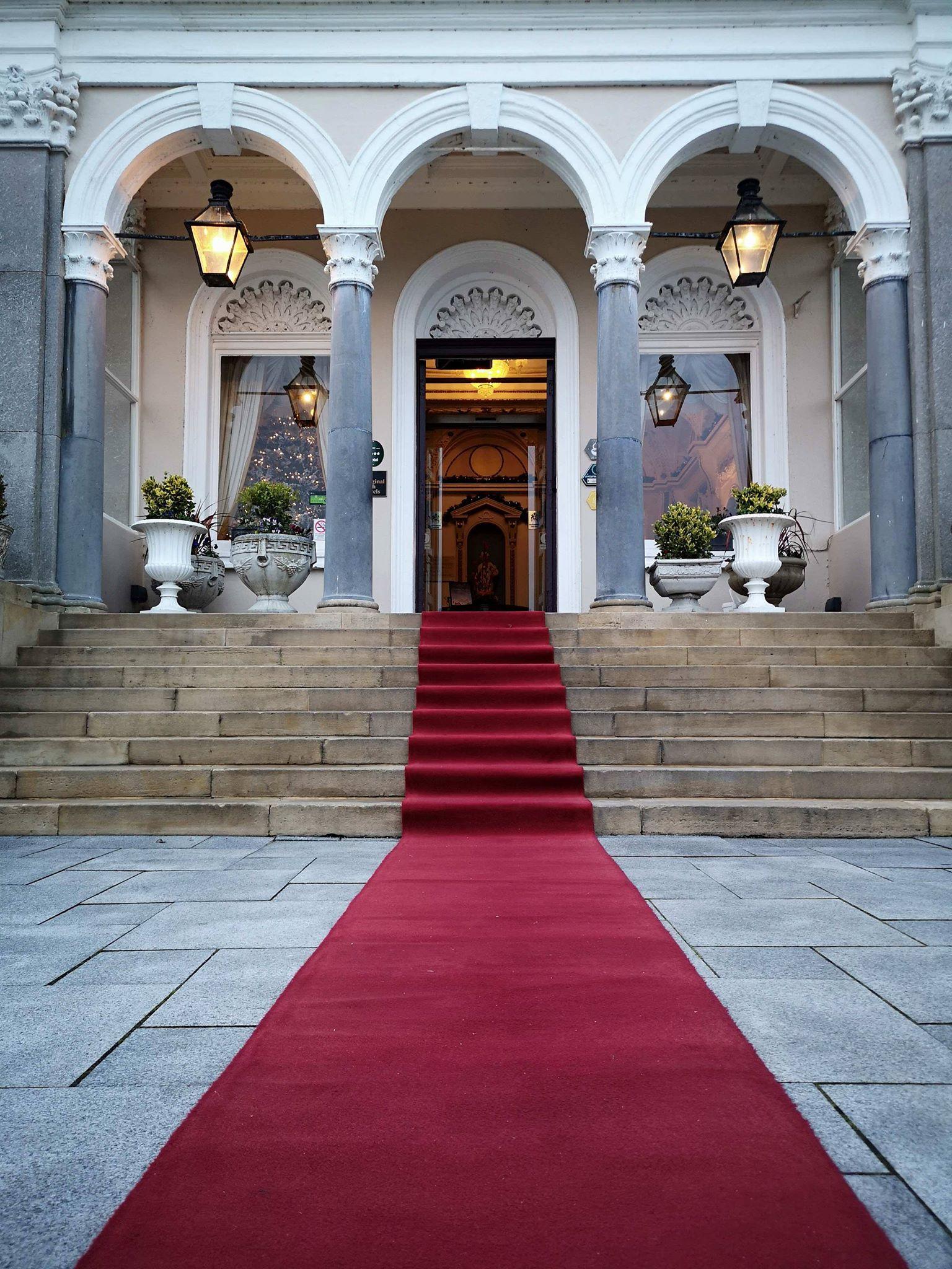 Red Carpet Arrival (1)