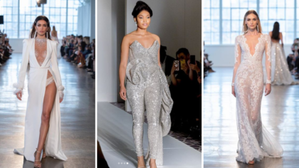 Looks to LOVE: New York Bridal Fashion Week 2019