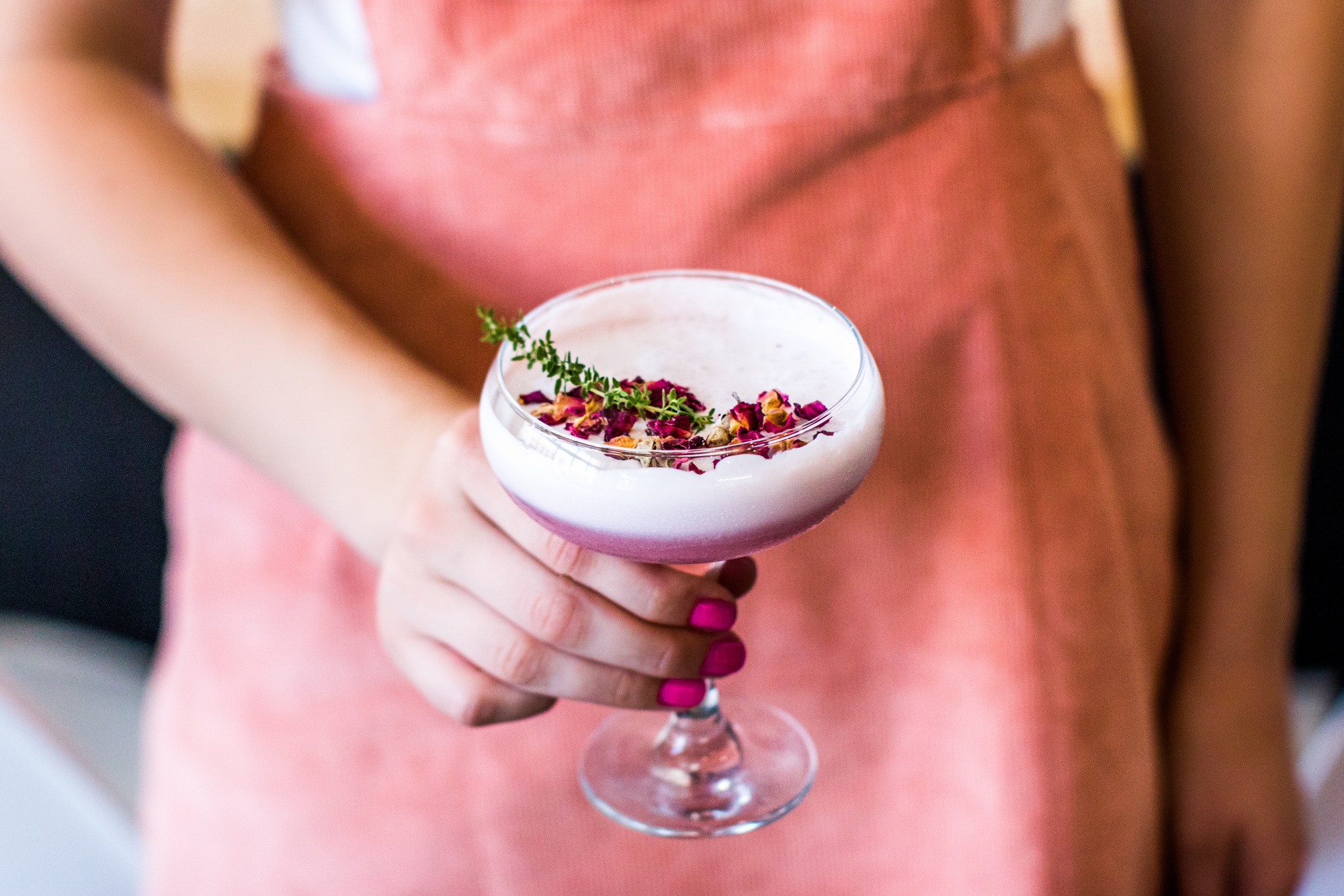 11 Floral Cocktails To Spice Up Your Spring Soiree