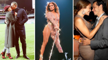 JLO: 50 Years And 5 Iconic Engagements