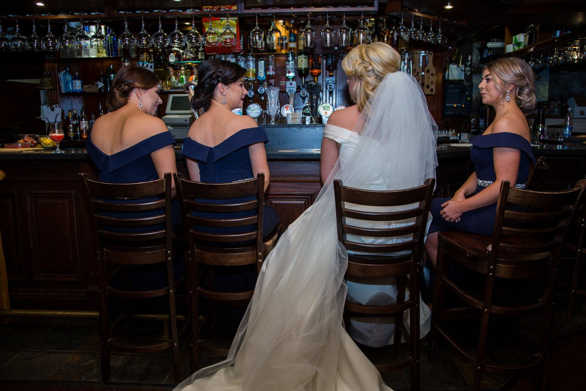 Young Love to Long-Distance: Carolanne + Rory at Inishowen Gateway