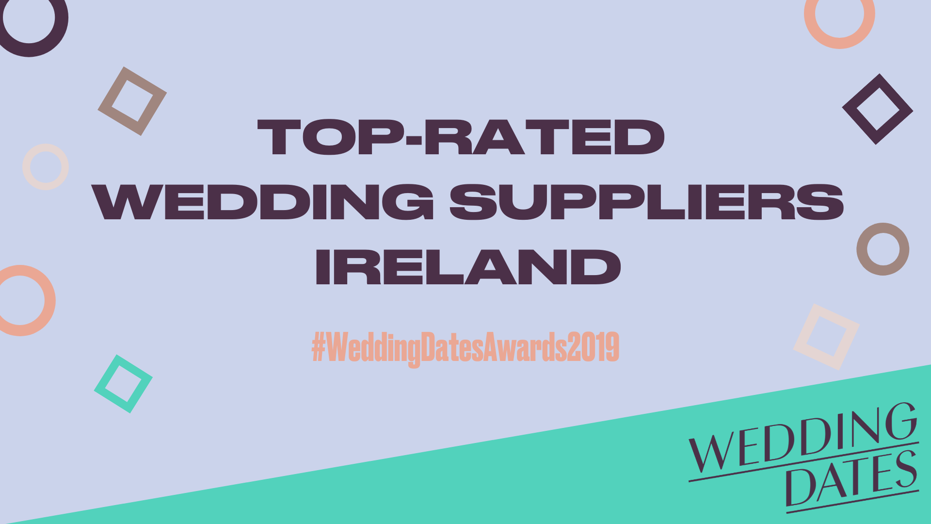 And The Best Suppliers In Ireland for 2019 Are........