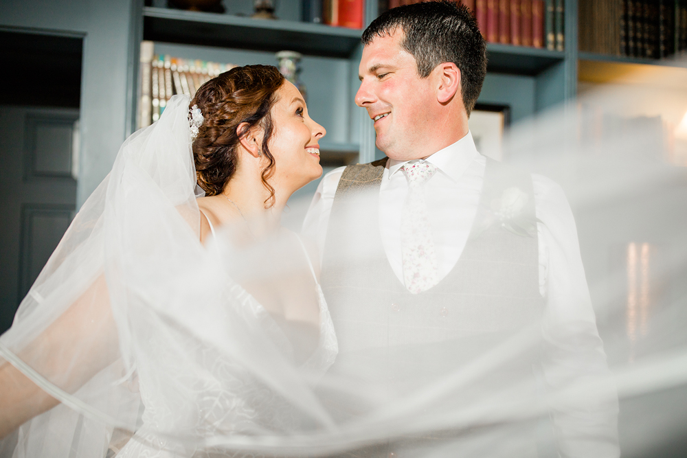 The Best Day Ever - Noreen and James at Garryvoe Hotel
