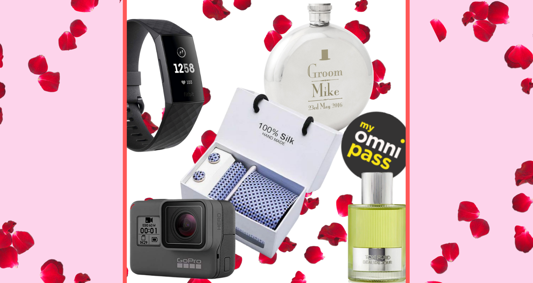 7 Valentines Day Gift Ideas for Your Hubby-To-Be