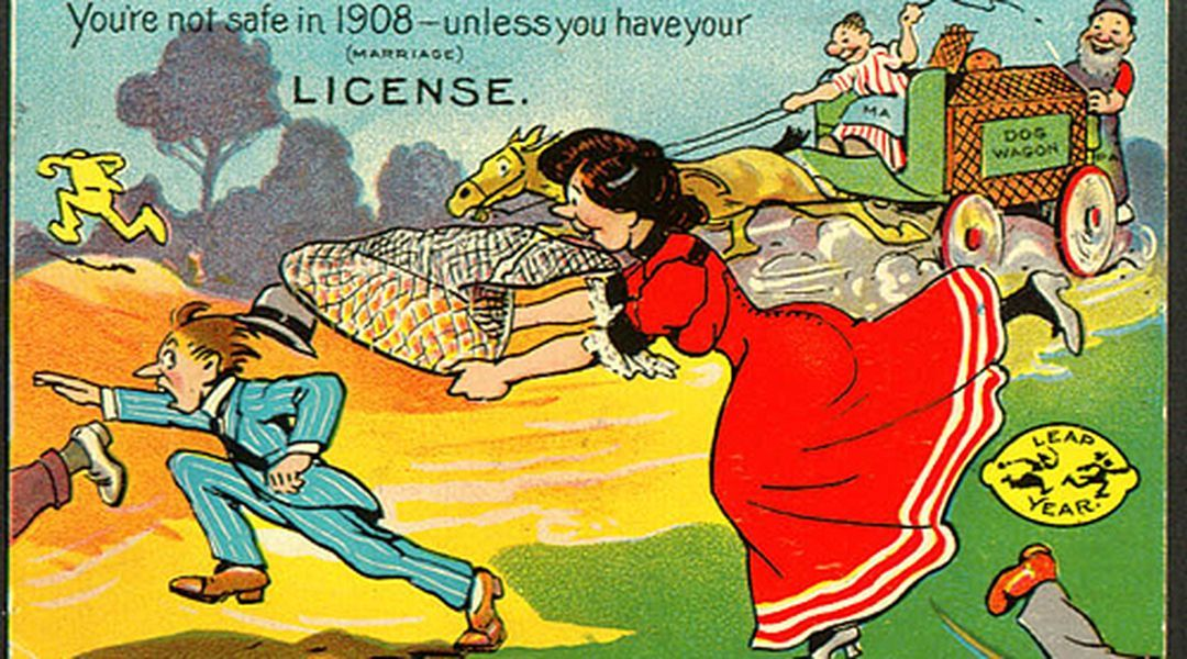 The strange history of sexist leap day traditions