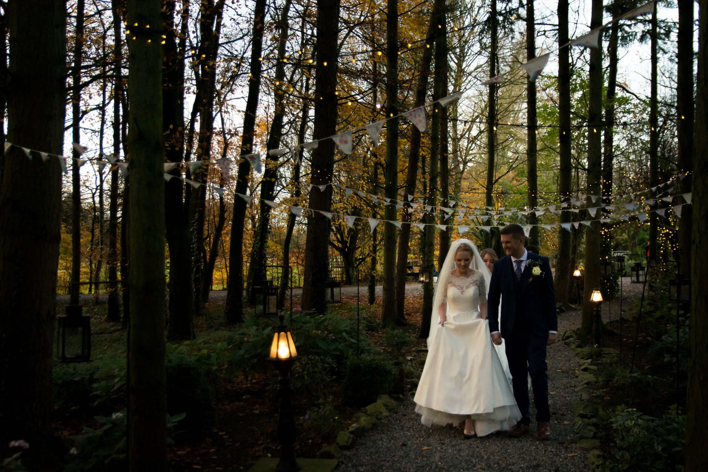 Real Wedding: Ian and Suzanne at the Station House Hotel