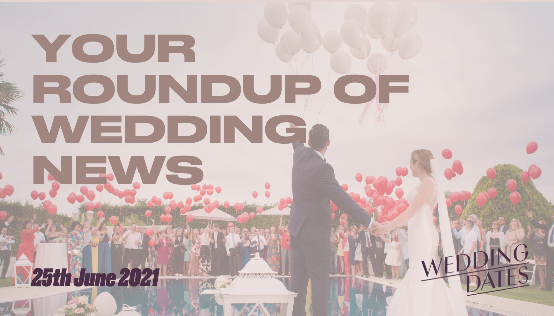 Wedding Celebrations continue - News Roundup 25th June