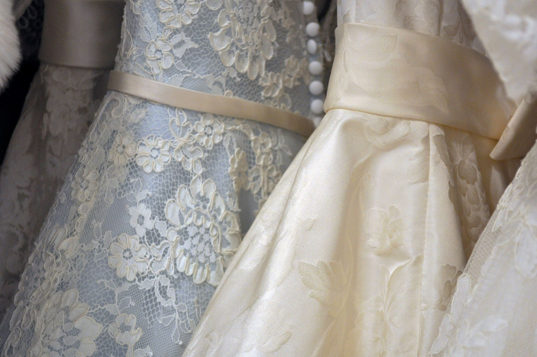 Style guide for wedding bridal and guest dresses