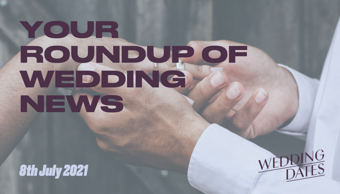 Tying the knot with safe distancing - Wedding Roundup 8th July